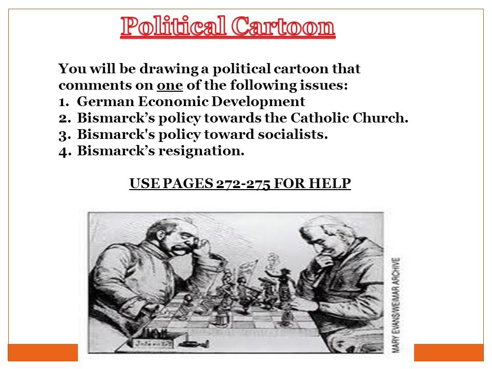 Political Cartoon You will be drawing a political cartoon that comments on one of the following issues: