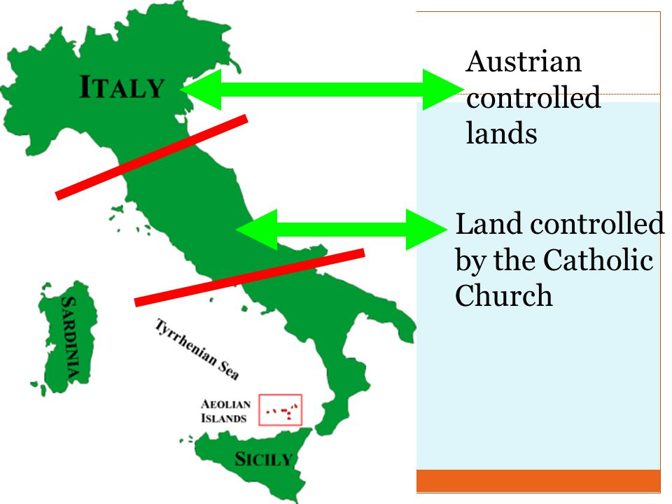 Austrian controlled lands