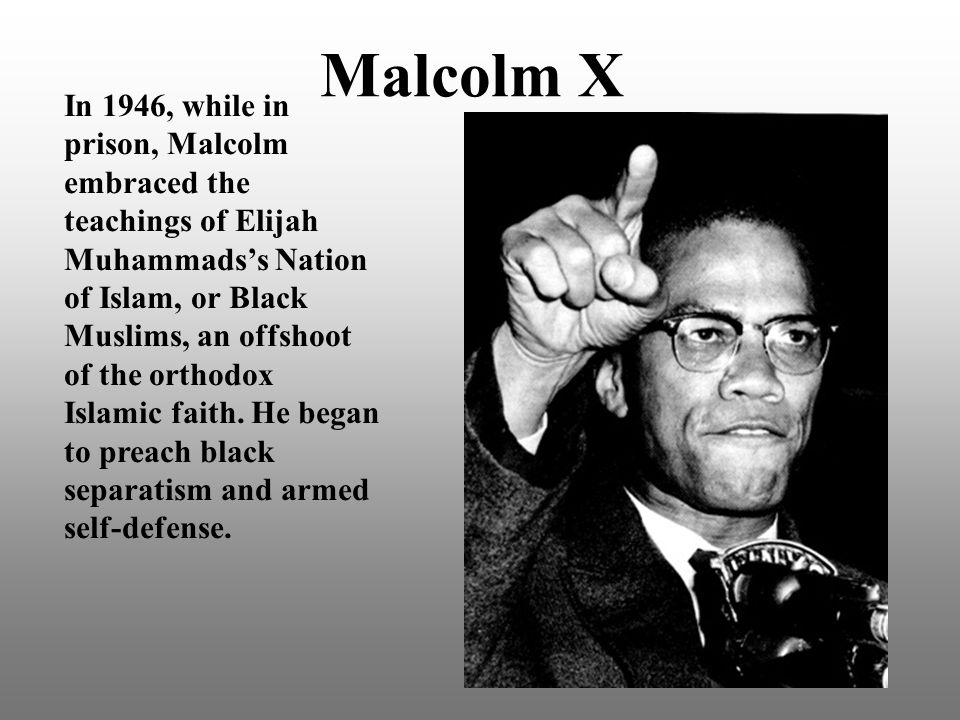 civil rights movement malcolm x and What impact did malcolm x and the nation of islam have on the civil rights movement in the united states of americain the period between civil rights movement.