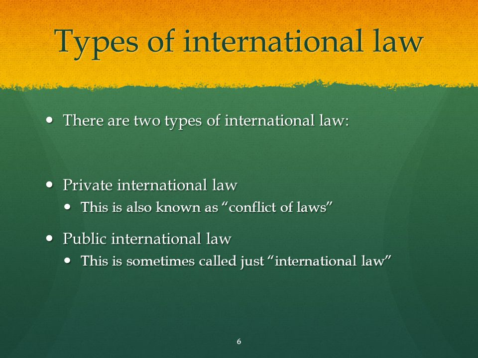 essays in international litigation and the conflict of laws Private international law introduction in the area of the law known as private international law or conflict of laws, the controversies analysed and adjudicated are those that pertain to situations which, while domestic, have a foreign element.
