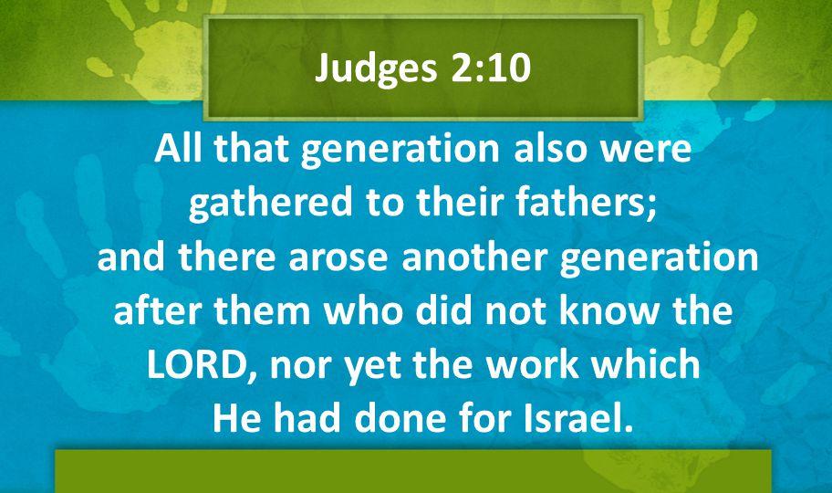 Judges 2:10