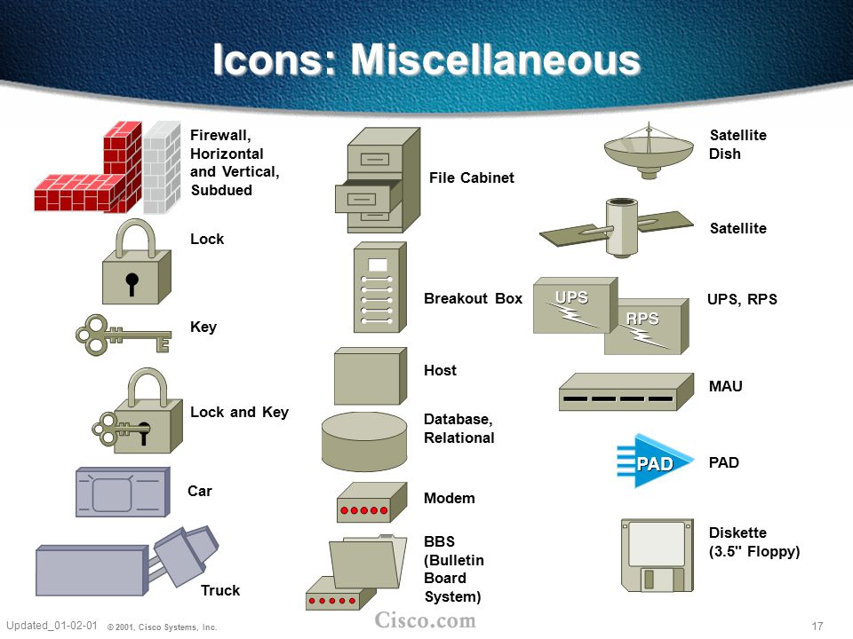 Icons: Miscellaneous Firewall, Horizontal and Vertical, Subdued