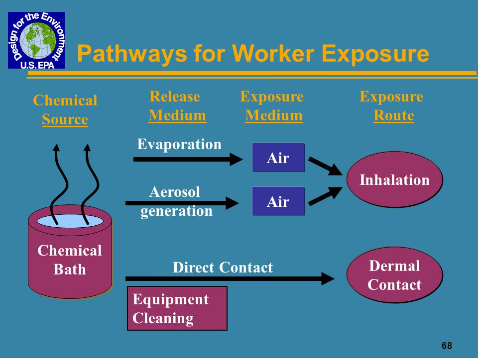 Pathways for Worker Exposure