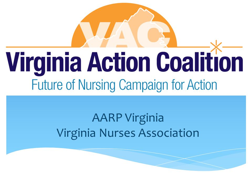 AARP Virginia Virginia Nurses Association