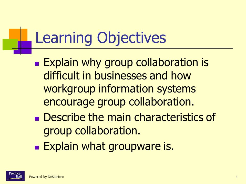 Chapter Learning Objectives.