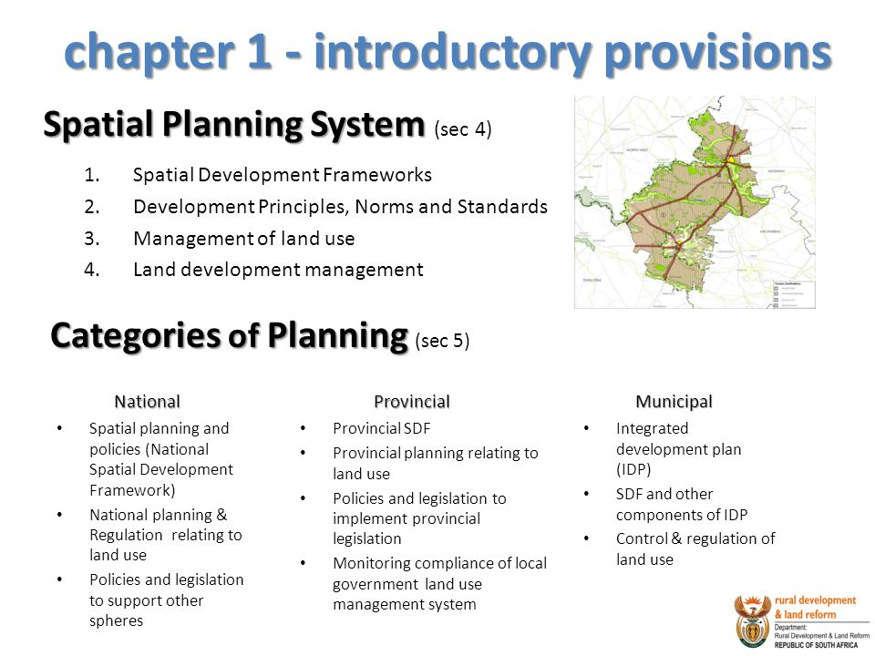 chapter 1 - introductory provisions