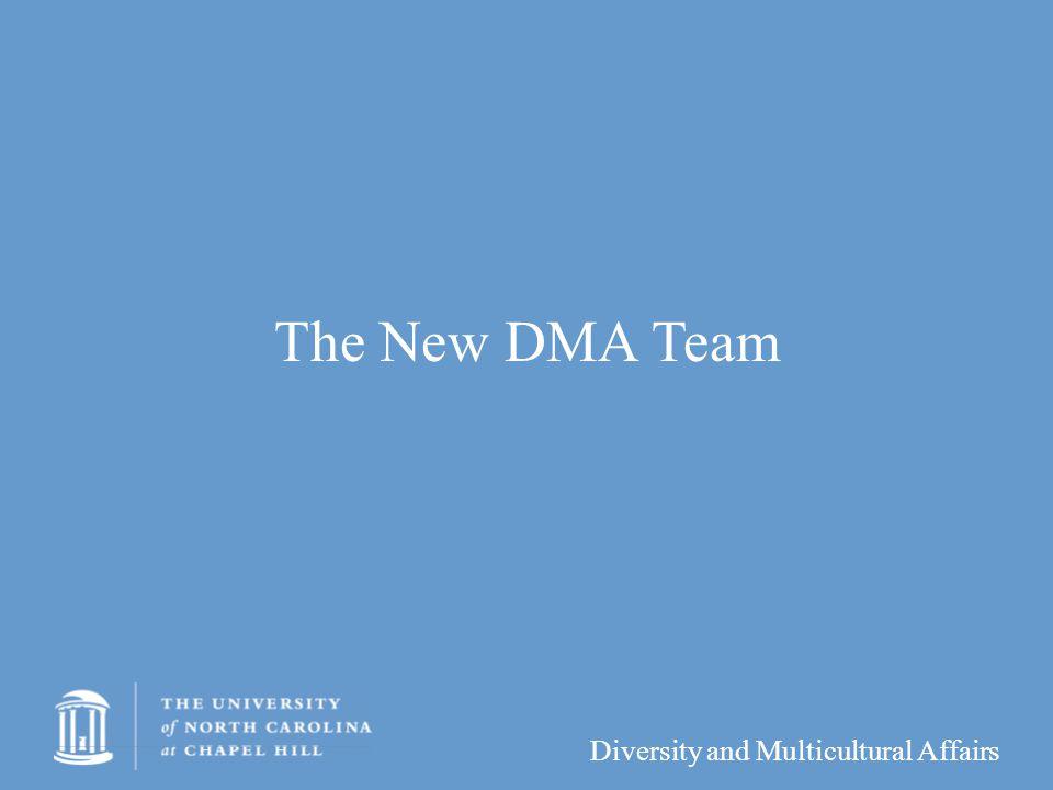 The New DMA Team