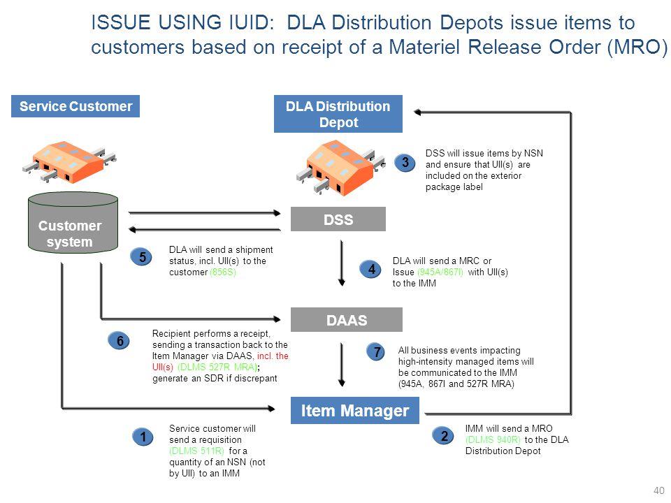 DLA Distribution Depot
