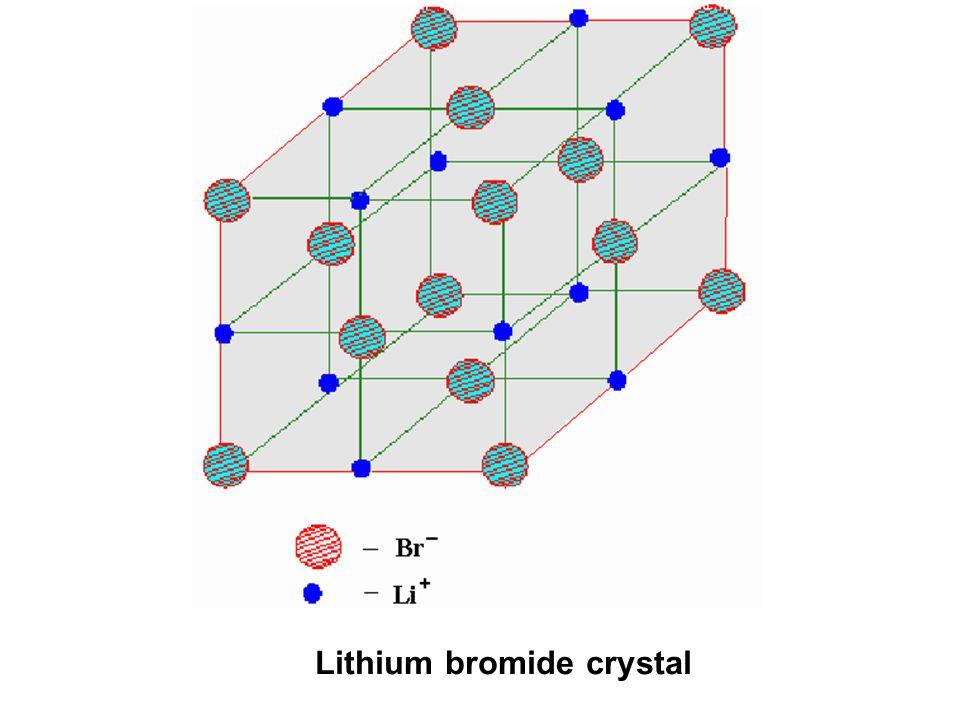 Lithium bromide crystal