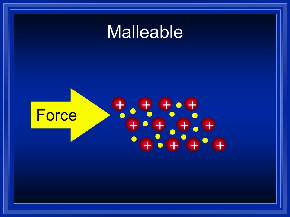 Malleable + Force