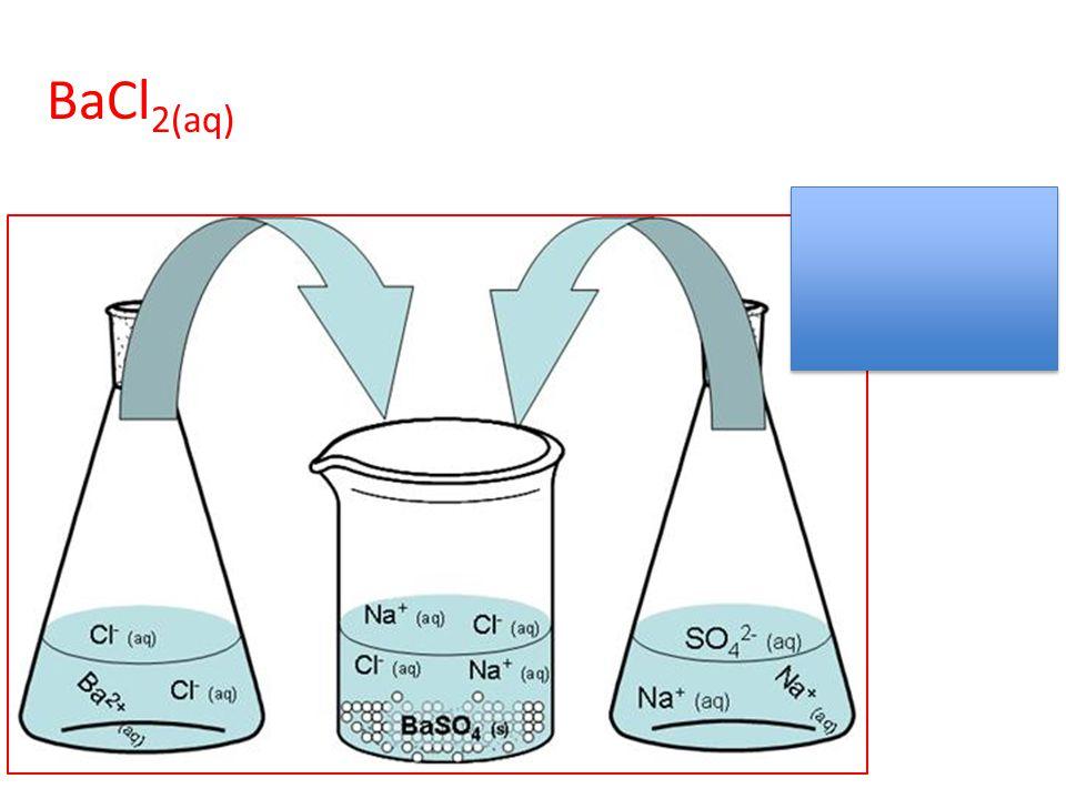 BaCl2(aq)