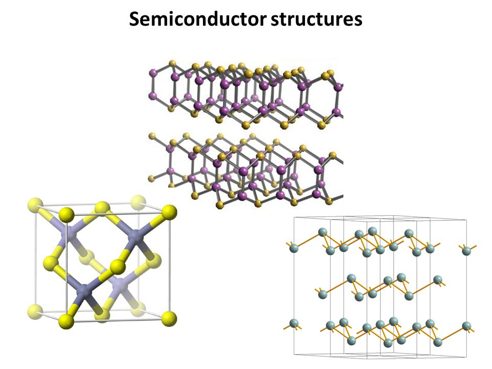 Semiconductor structures