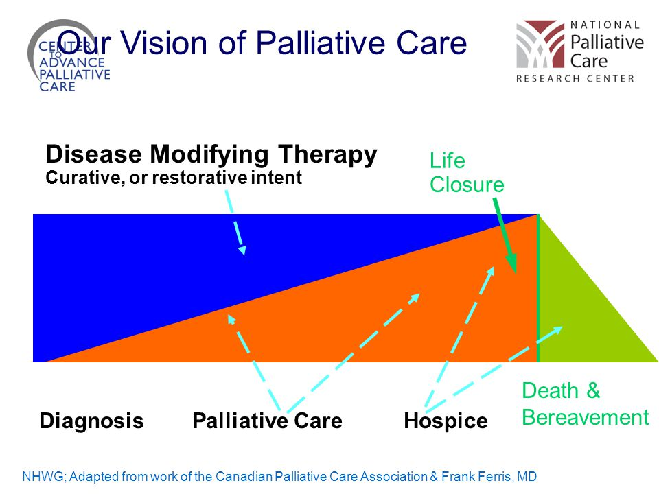 Diagnosis Palliative Care Hospice