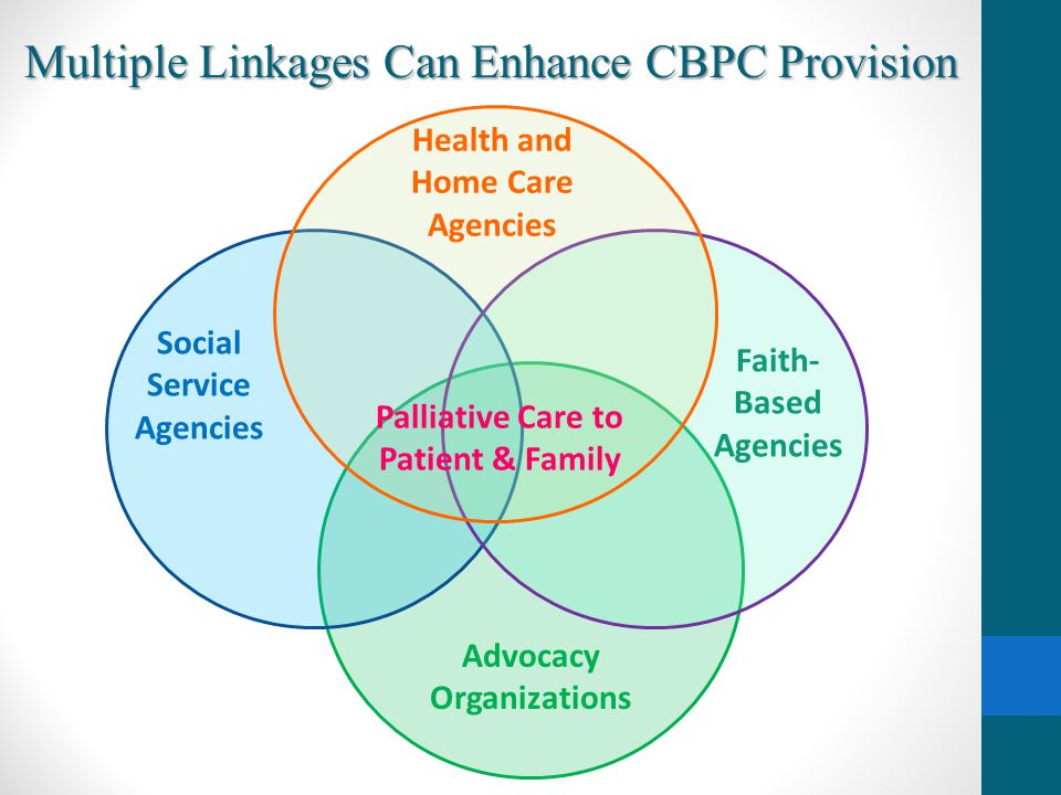 Multiple Linkages Can Enhance CBPC Provision