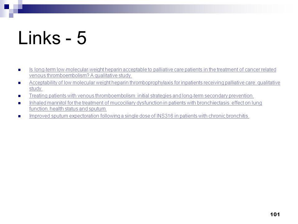 Links - 5