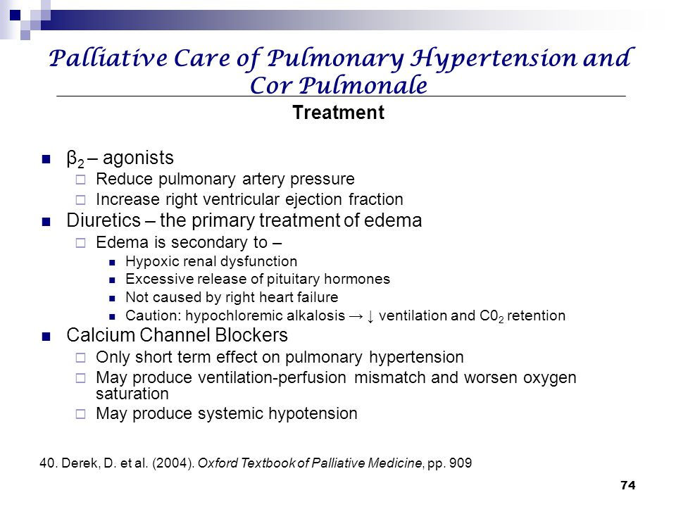 Palliative Care of Respiratory Symptoms - ppt download
