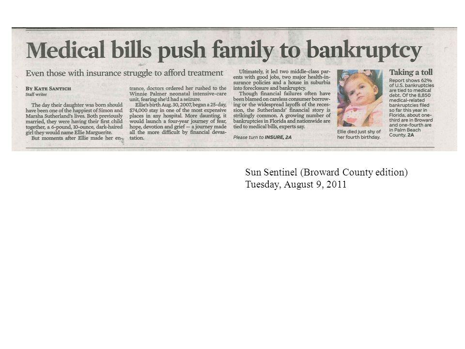 Sun Sentinel (Broward County edition)