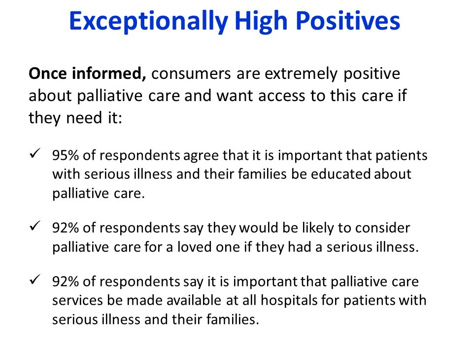 Exceptionally High Positives