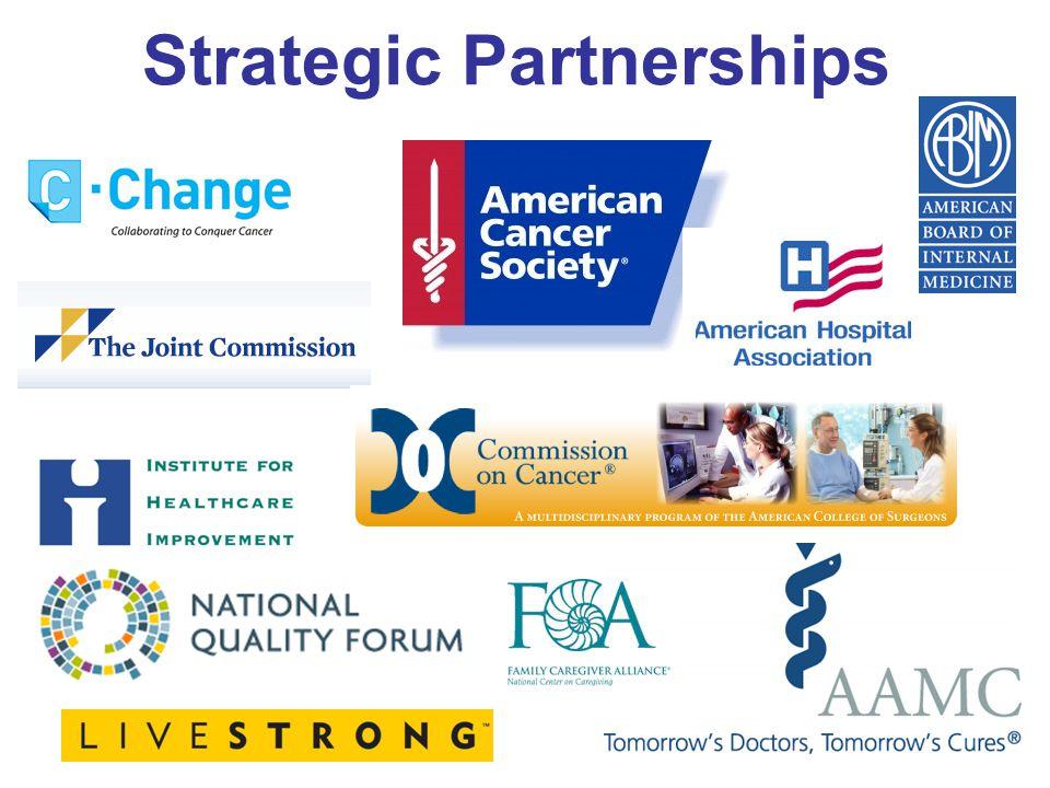 Strategic Partnerships