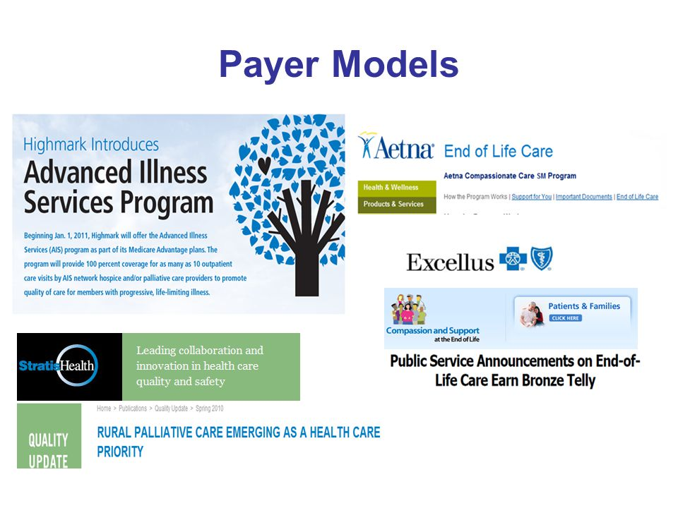 Payer Models