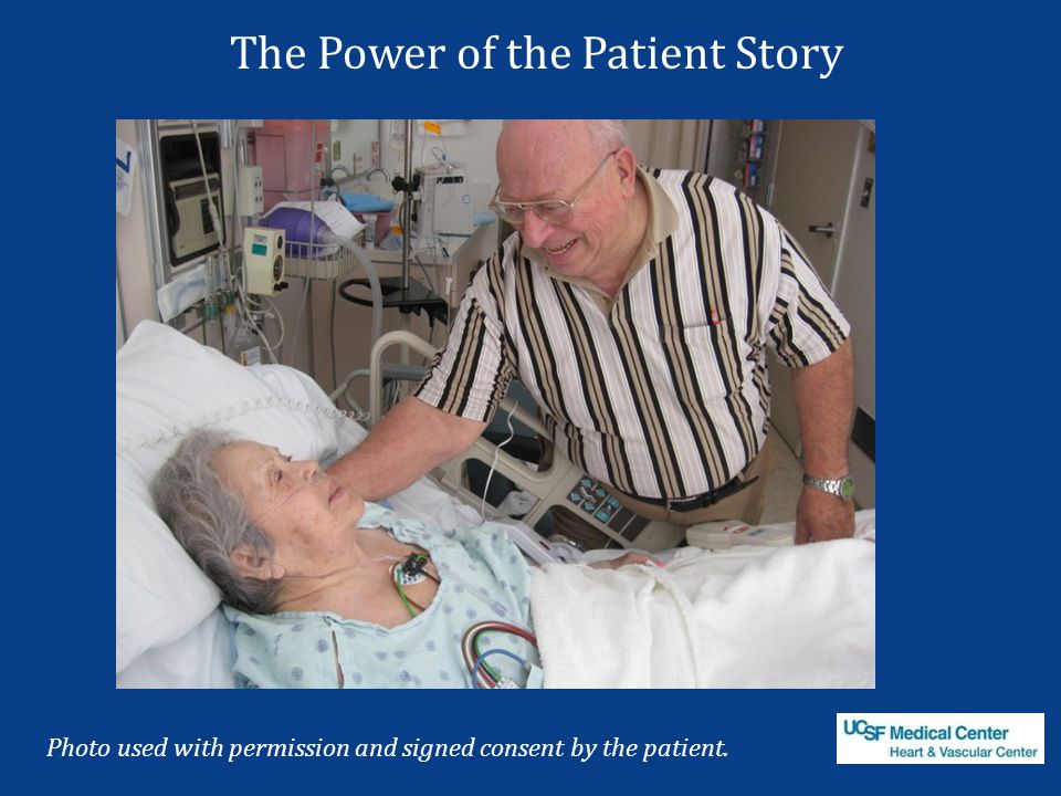 The Power of the Patient Story