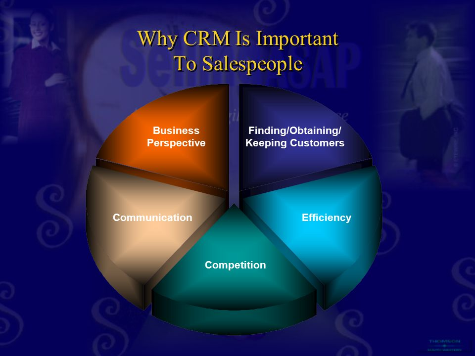 Why CRM Is Important To Salespeople