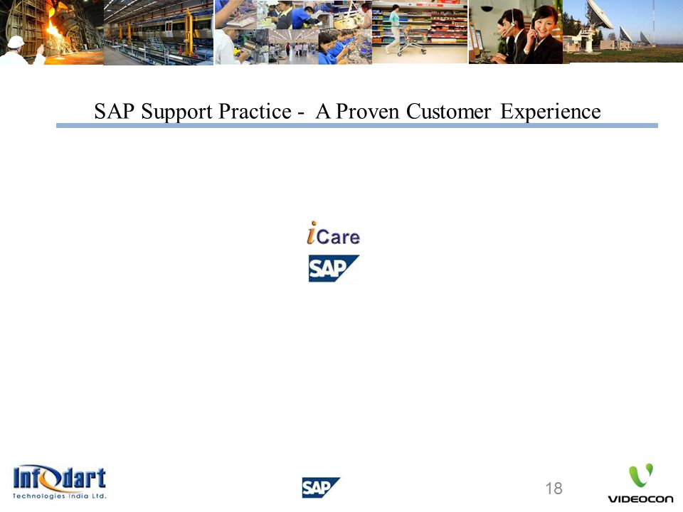 SAP Support Practice - A Proven Customer Experience