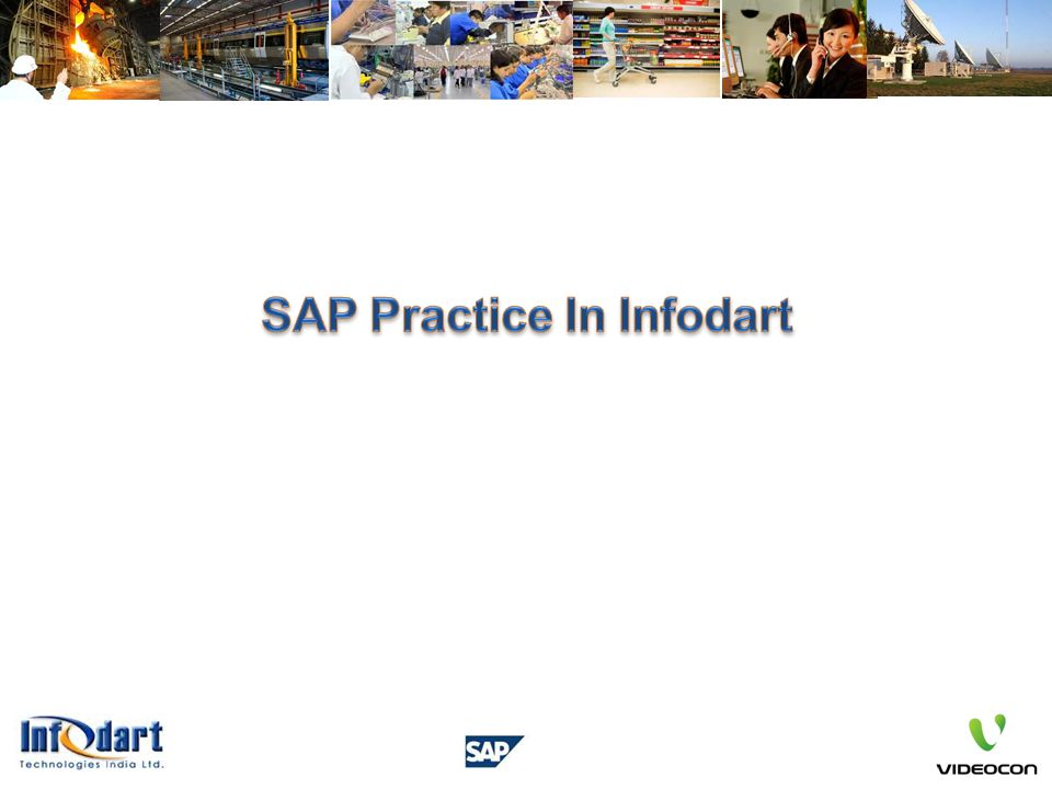 SAP Practice In Infodart