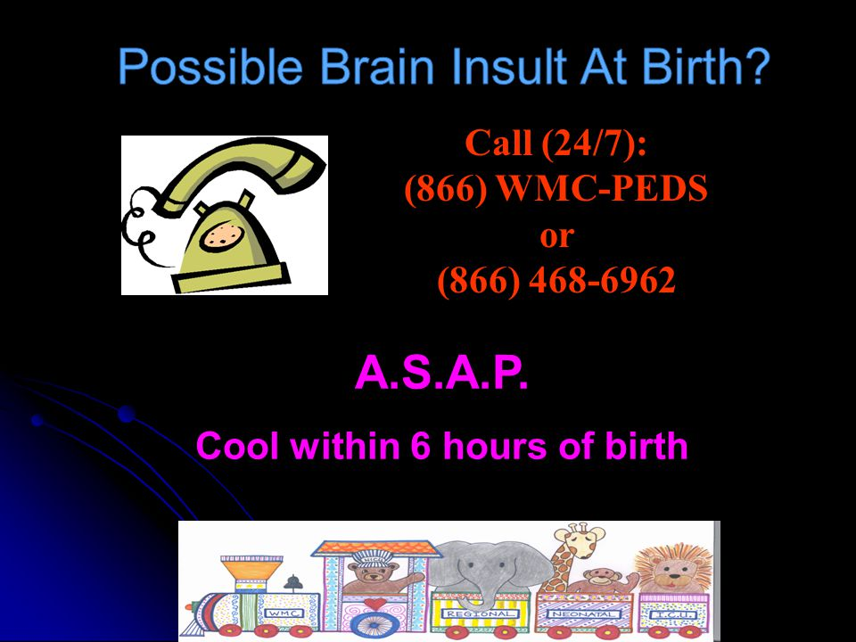 Possible Brain Insult At Birth