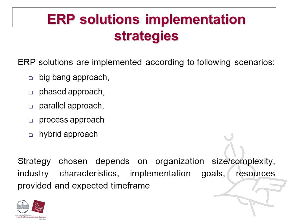 ERP solutions implementation strategies