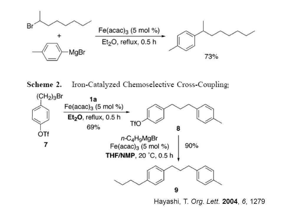 Hayashi, T. Org. Lett. 2004, 6, 1279