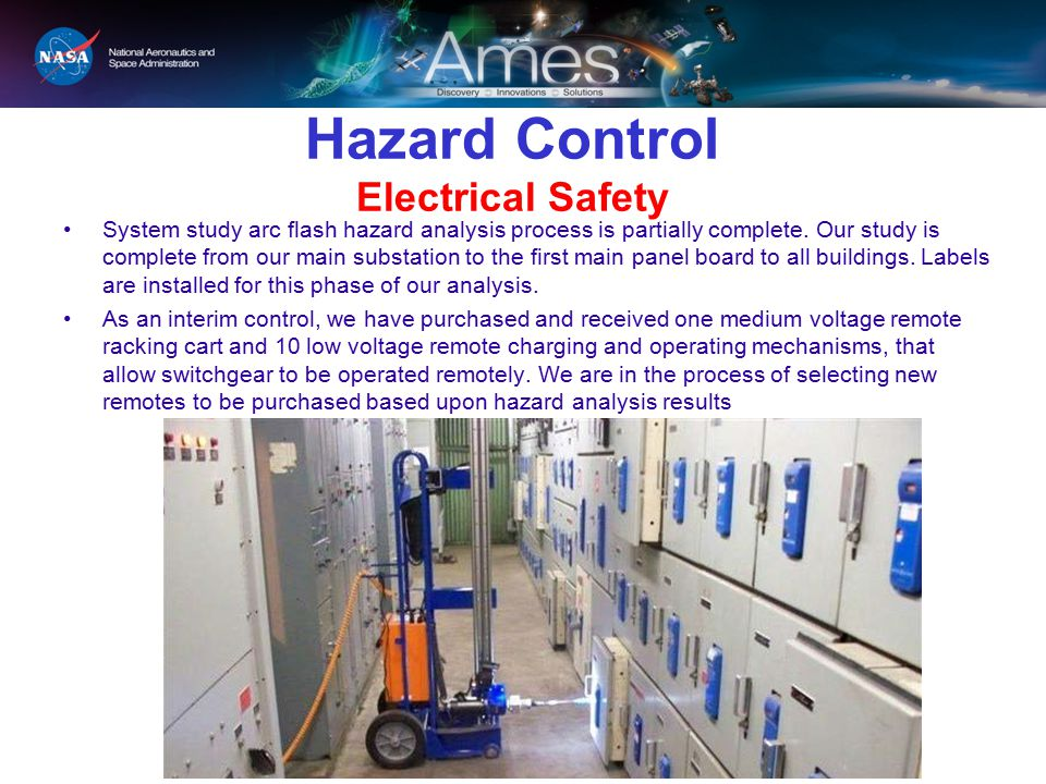 Hazard Control Electrical Safety