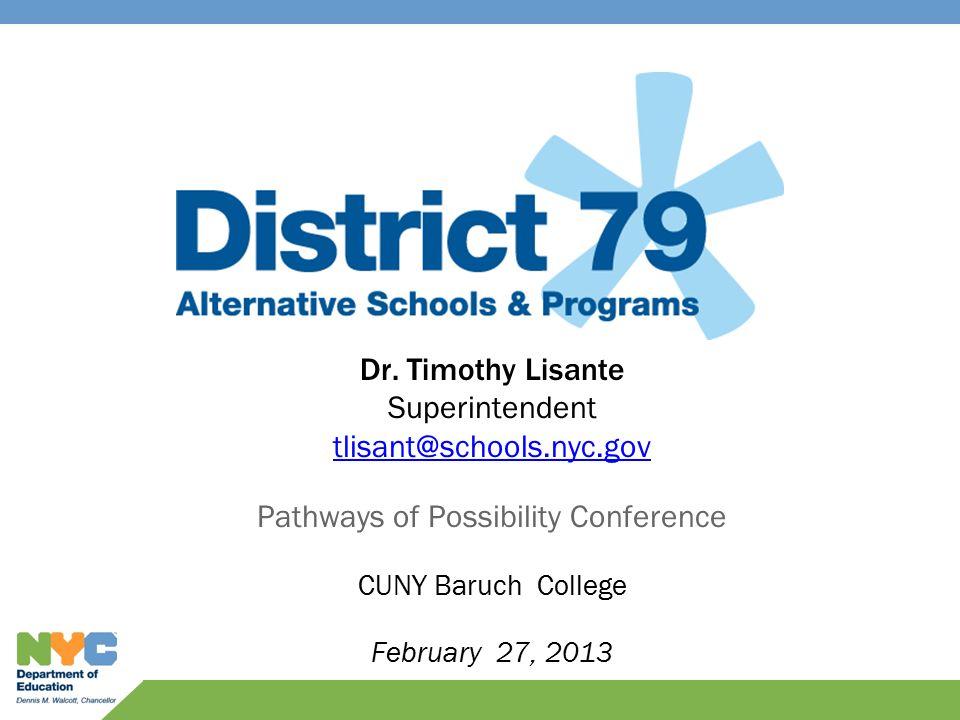 Superintendent tlisant@schools.nyc.gov