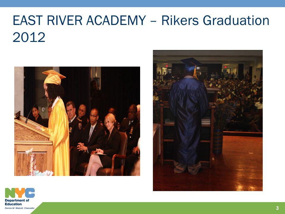 EAST RIVER ACADEMY – Rikers Graduation 2012