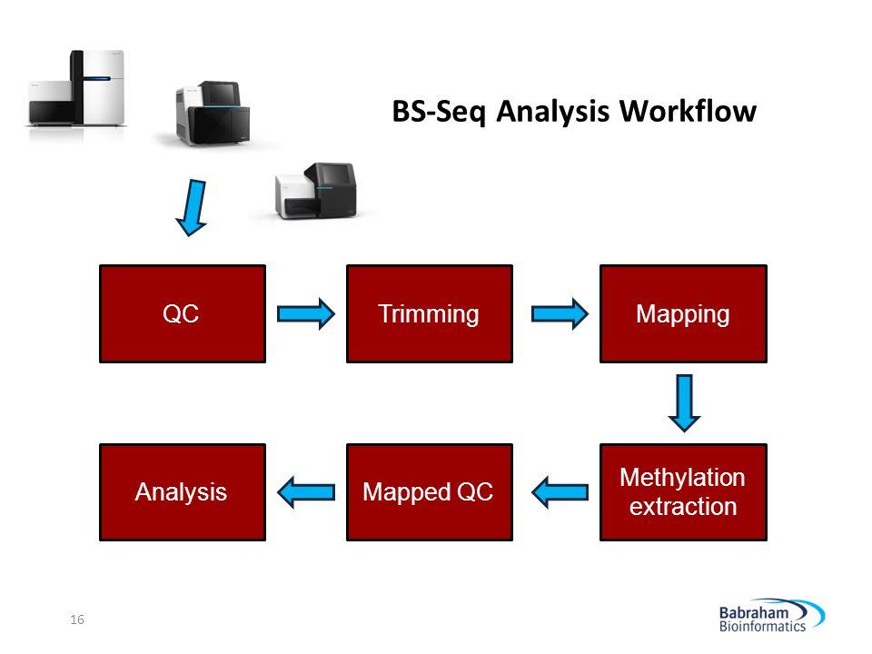 BS-Seq Analysis Workflow