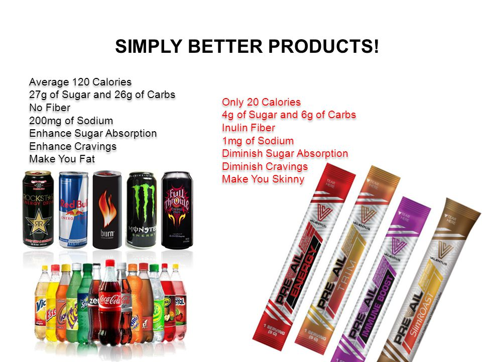 SIMPLY BETTER PRODUCTS!
