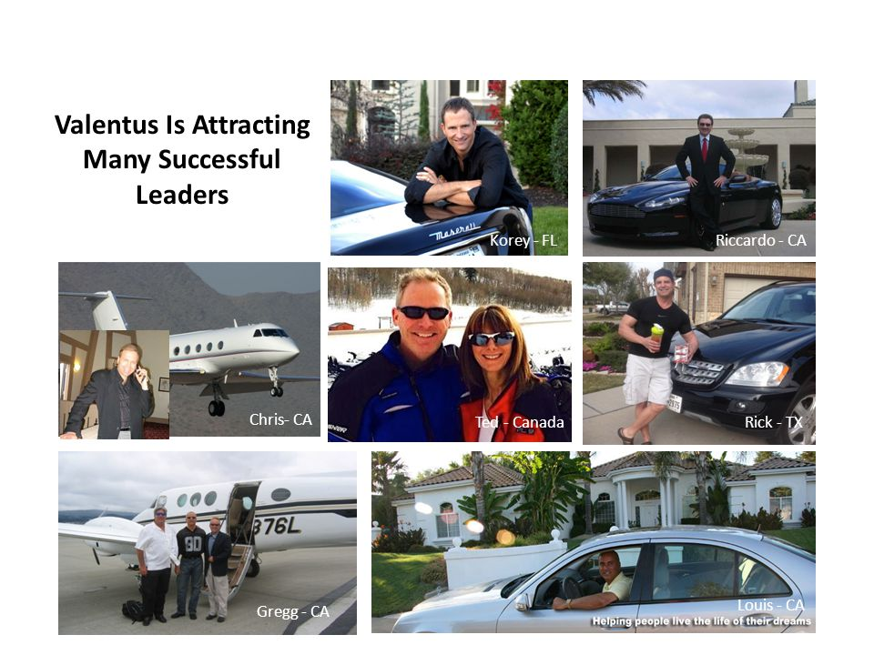 Valentus Is Attracting Many Successful Leaders