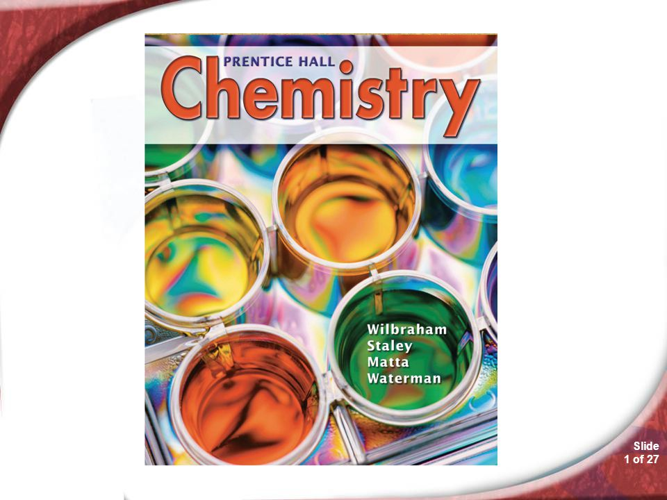 Chemistry 1.4 1.4 Chemistry