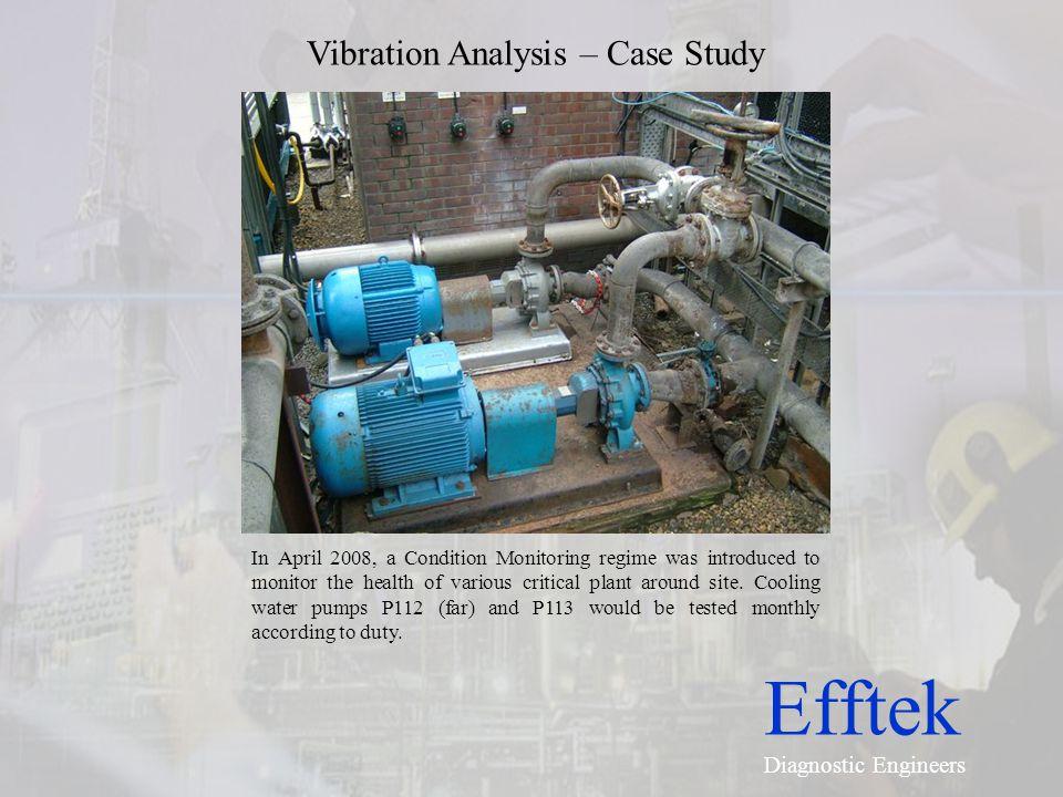 Vibration Analysis – Case Study