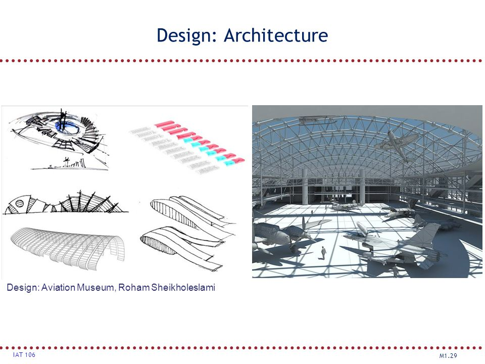 Design: Aviation Museum, Roham Sheikholeslami