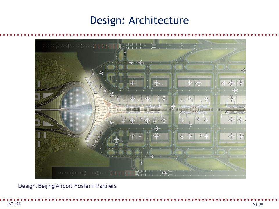 Design: Beijing Airport, Foster + Partners
