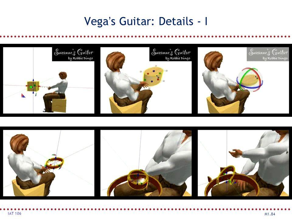 Vega's Guitar: Details - I