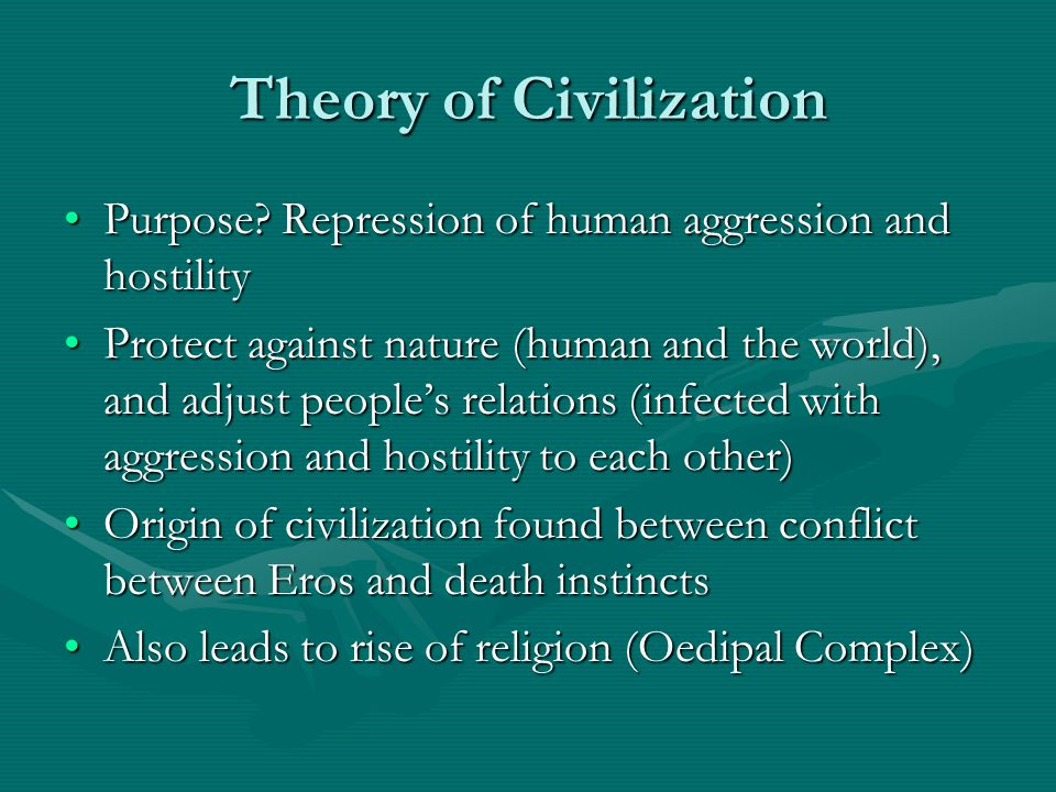 Theory of Civilization
