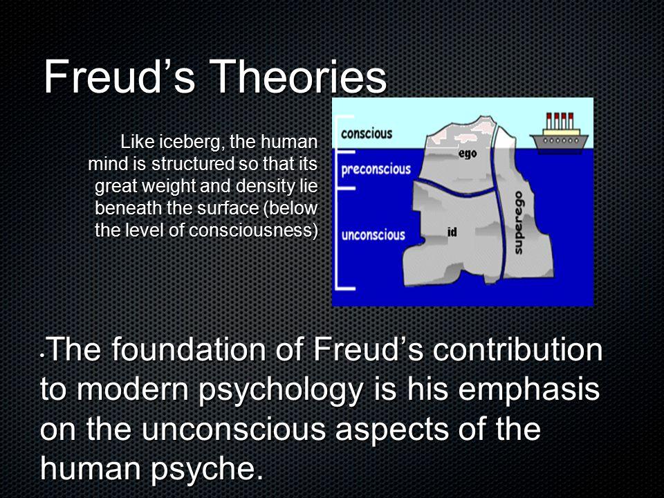 Freud's Theories