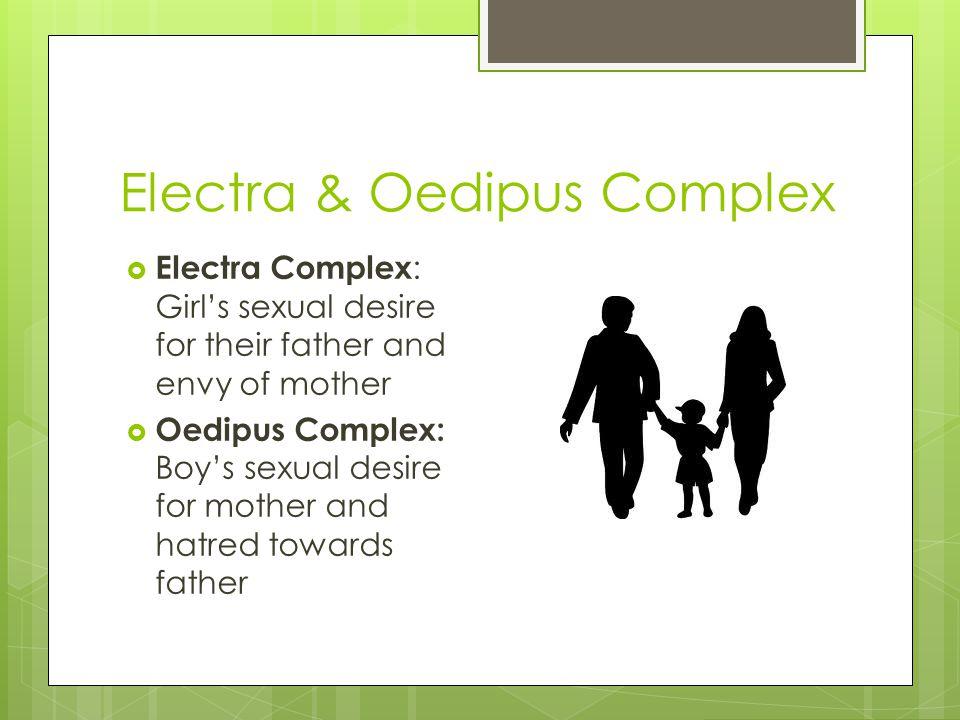 Electra & Oedipus Complex