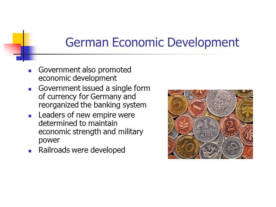 German Economic Development