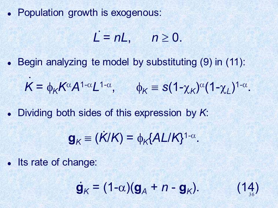 K = KKA1-L1-, K  s(1-K)(1-L)1-.