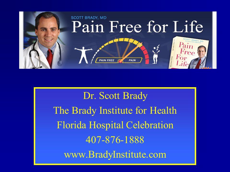 The Brady Institute for Health Florida Hospital Celebration