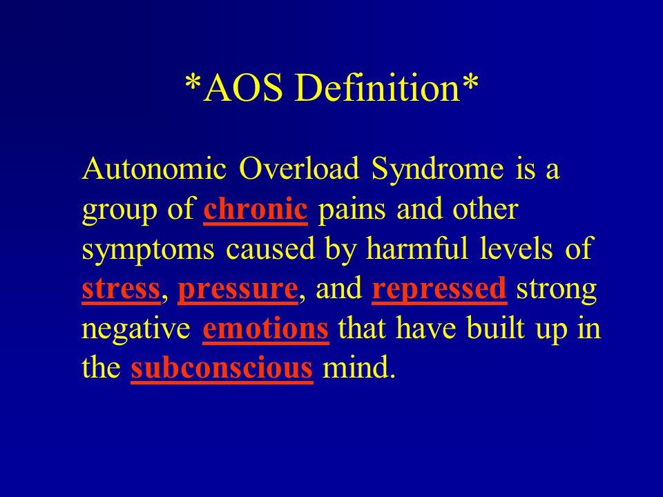 *AOS Definition*
