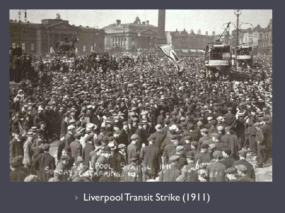 Liverpool Transit Strike (1911)